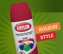 krylon holiday