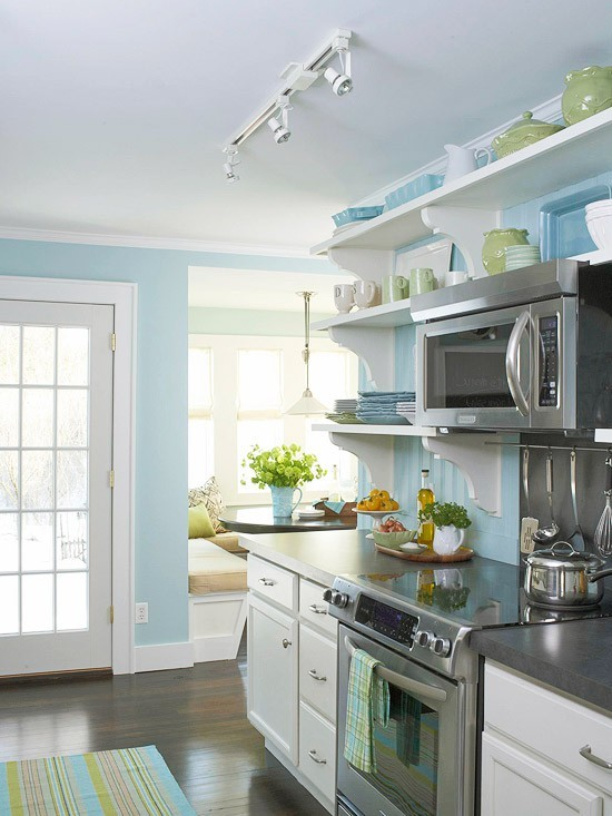 Turqoise Kitchen: House Of Turquoise Kitchen
