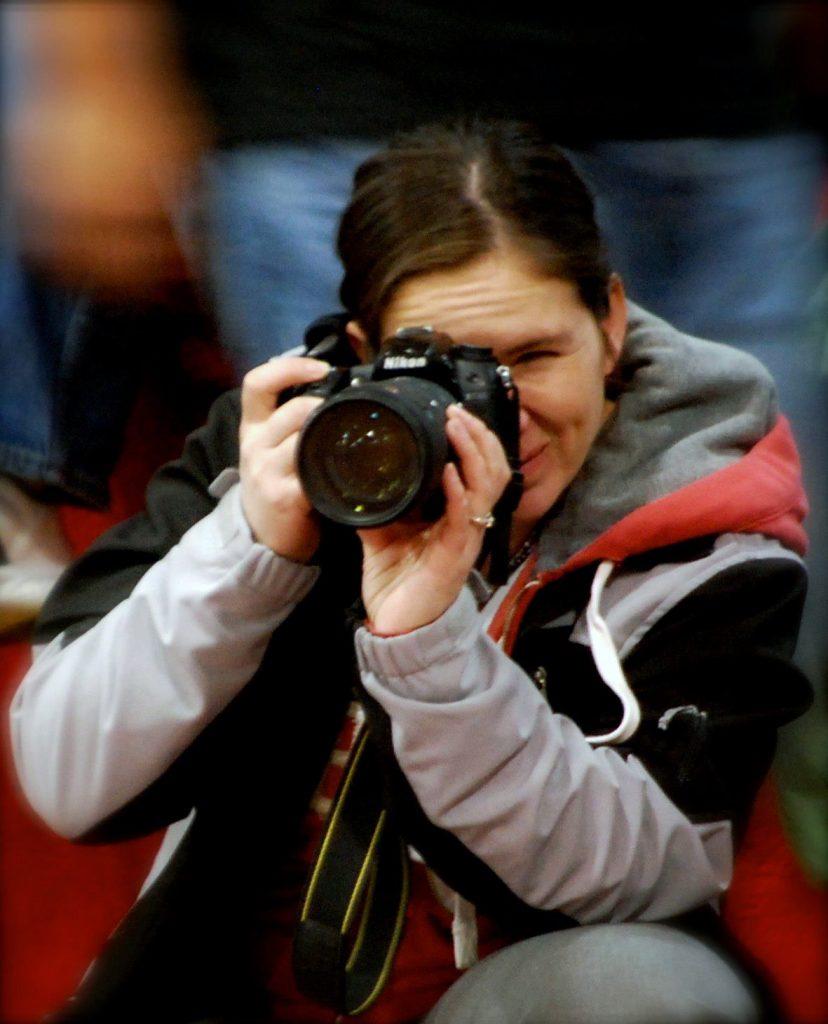 christa&camera
