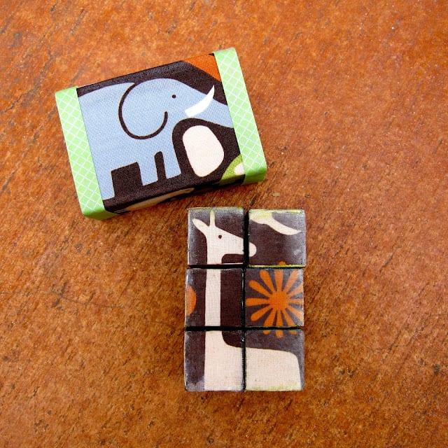 fabric blocks puzzle