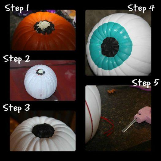 halloween     The Great Eyeball Pumpkin