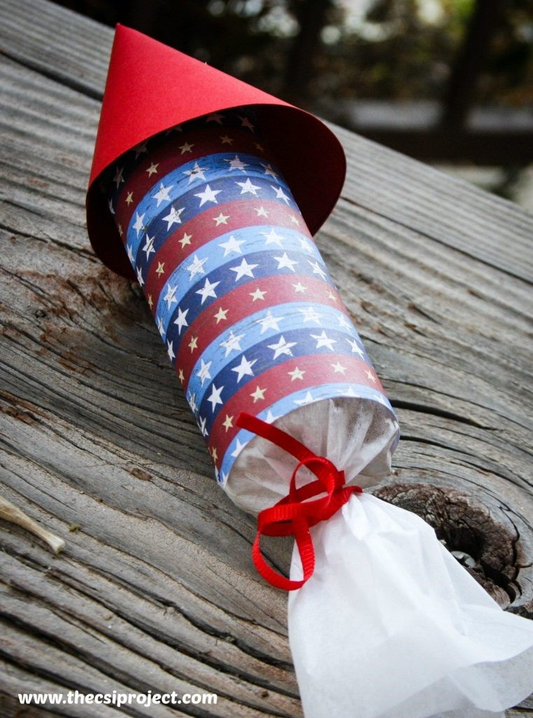 diy patriotic favors