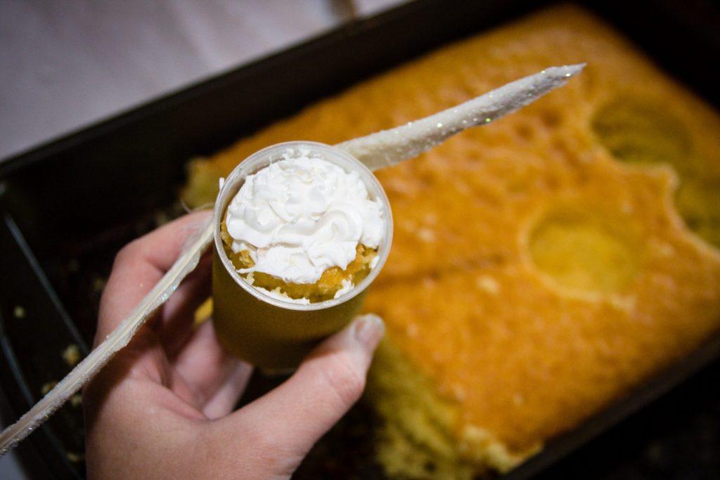 Easy Golden Snitch Cake Pops