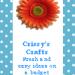 Metal Flower Hair Clip{Crissy's Crafts}